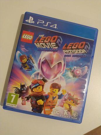 Lego movie 2 PL gra ps4 PlayStation 4 sprzedam lub zamienie