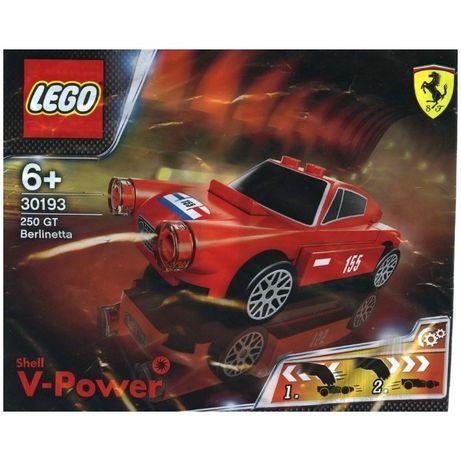 Nowe klocki Lego 30193, 40194