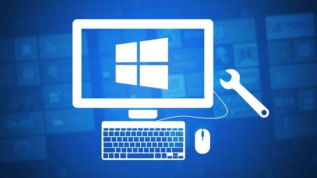 Установка Windows, чистка ПК