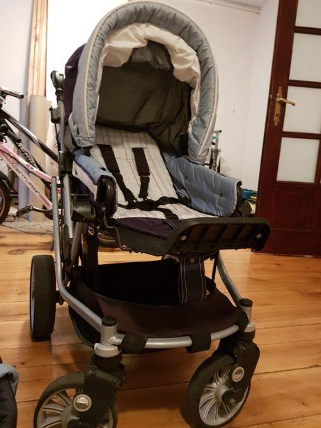 Wózek Teutonia Mistral S 2w1