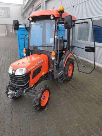 Kubota B1241 Fabrycznie nowy miniciągnik z kabiną