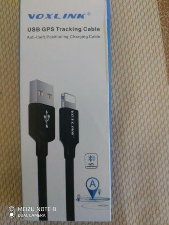 Кабель для IPhone с Bluetooth Gps