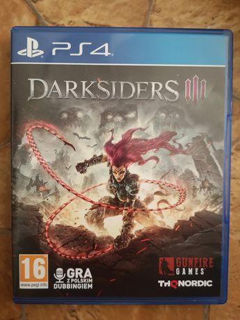 Darksiders 3 ps4 - Polska wersja językowa