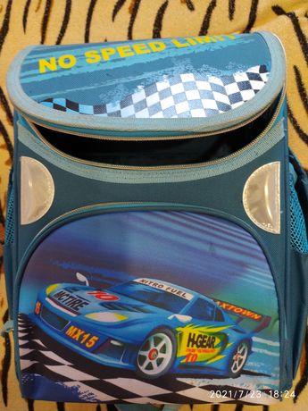 Рюкзак, портфель, ранец школьный ортопедический RAINBOW No Speed Limit