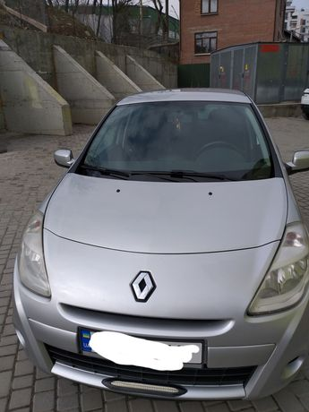 Продам легковий автомобіль Renault clio 3