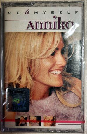 Annika, Me & Myself, kaseta magnetofonowa, fabrycznie zafoliowana