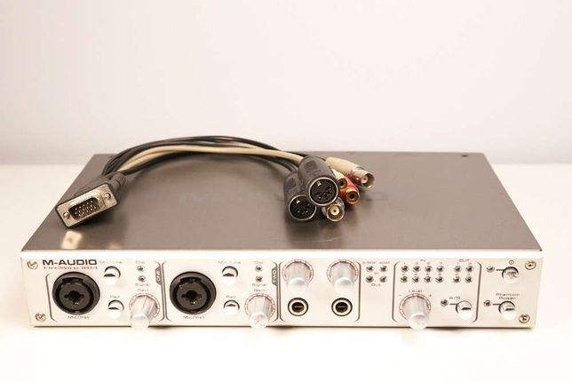 M Audio firewire 1814