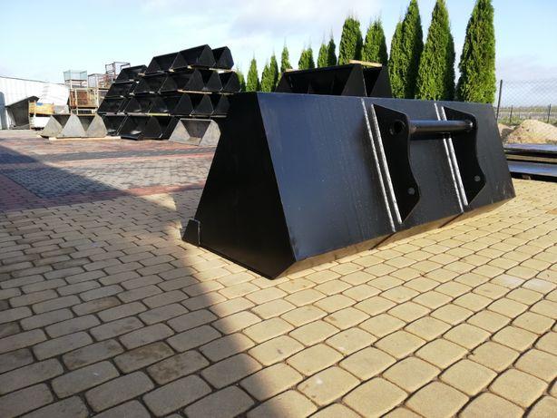 Łyżka szufla ładowarka teleskopowa 1,5m3Producent Manitou itpnajtaniej