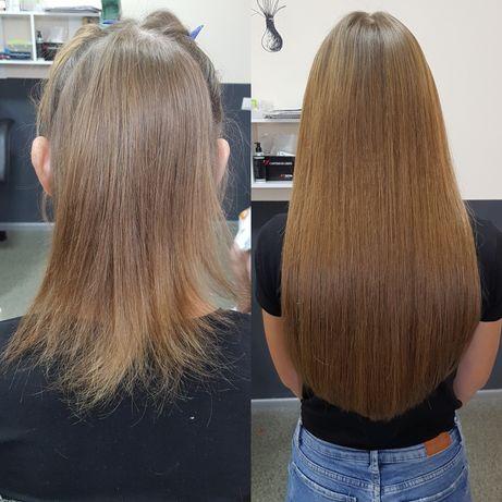 Наращивание волос. Микронаращивание волос. Коррекции. Снятие волос.