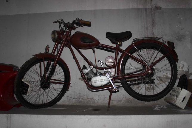 Motociclo monologar Sachs
