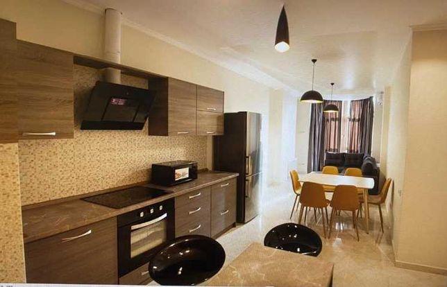 2-х комнатная квартира с дизайнерским ремонтом на Французском бульваре