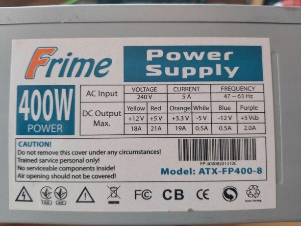 Блок питания Frime power supply 400W