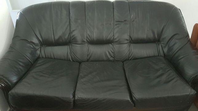 Sofá extremamente confortável