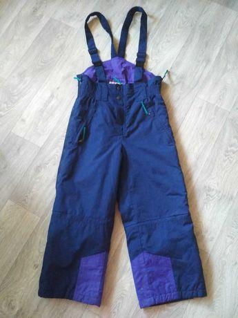 Лыжные брюки, штаны, полукомбинезон