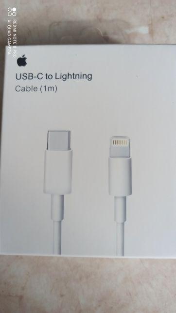 Kabel-ladowarka USB-C IPhone