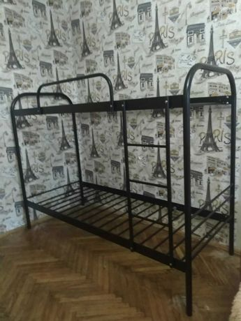 двухъярусные кровати (металл), есть много моделей для хостел и дома