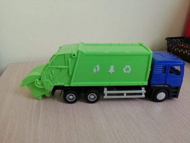 Śmieciarka autko z dźwiękiem
