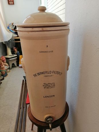 Filtro de água da Berkefeld London