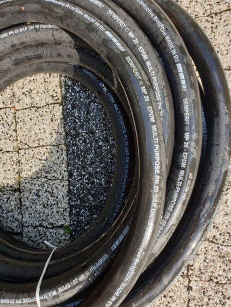 Wąż 3/4 -19 mm - mocny, zbrojony_20 Bar