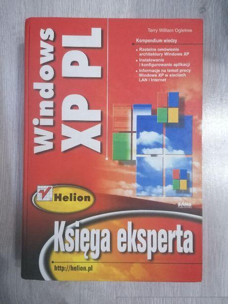 Książka Windows XP Księga Eksperta