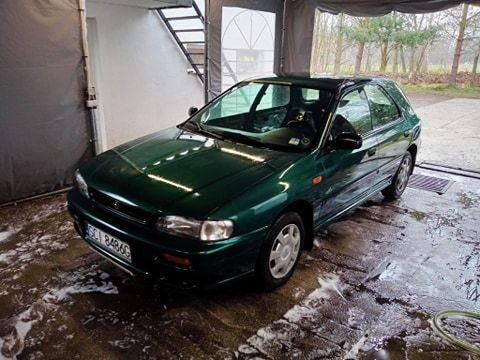 Subaru Impreza 1.6 GF 1997 rok części
