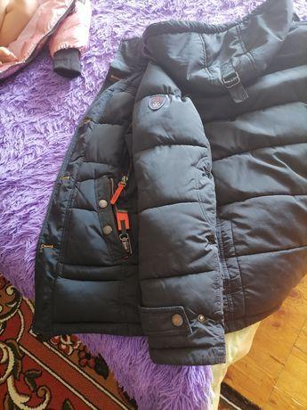Куртка зимняя на мальчика, подростка.