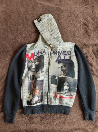 PHILIPP PLEIN - Bluza Muhammad Ali