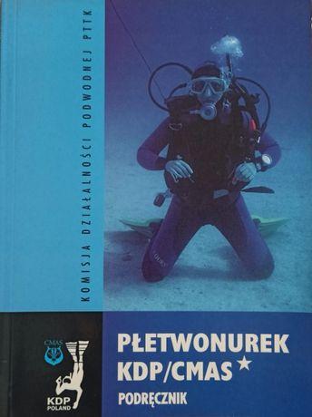 Podręcznik - Płetwonurek KDP/CMAS* (P1)