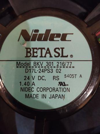 Вентилятор осевой Nidec BETA SL Model BKV 301