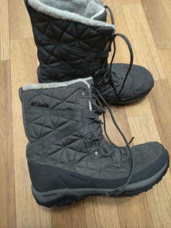 Ботинки сапоги Columbia 38.5