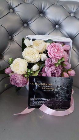 Black buble,Корейская косметика, карбокситерапия