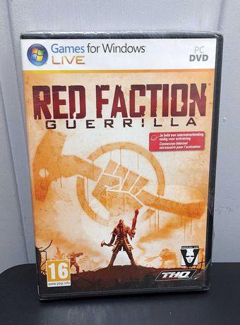 Gra PC Red Faction Guerrilla nowa!
