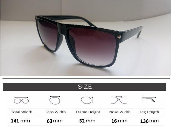 Солнцезащитные очки градиент