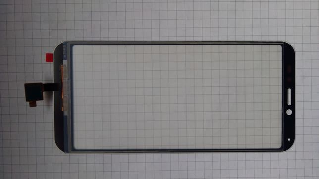 Ecrã Alcatel 1S Branco
