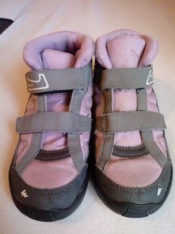 Buty trekkingowe dziewczęce