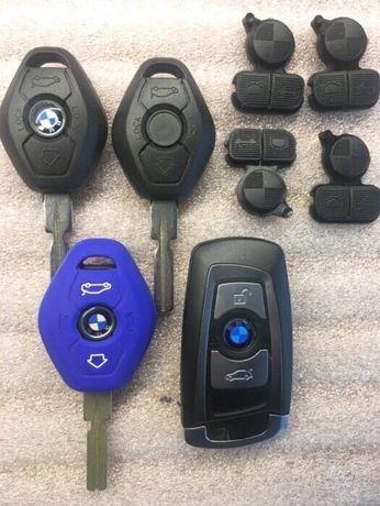 Ключ корпус заготовка bmw e38, e39, e46, e53 x5 програмування ключів