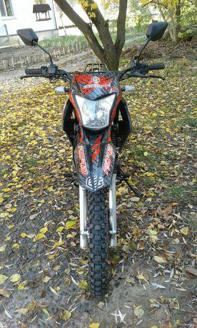 Продам мотоцикл GEON X- ROAD 200 LIGHT