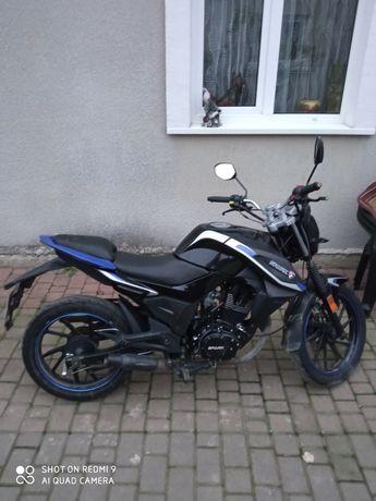 Мотоцикл spark(sp200r28)