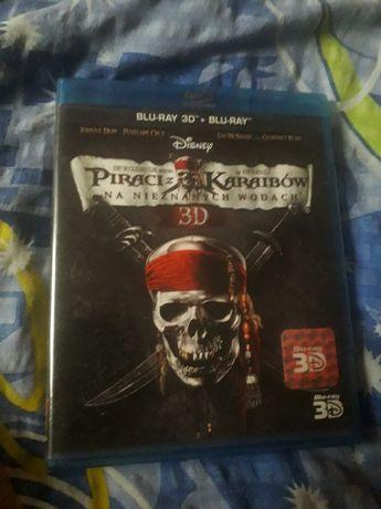 Piraci z Karaibów Na nieznanych wodach bluray