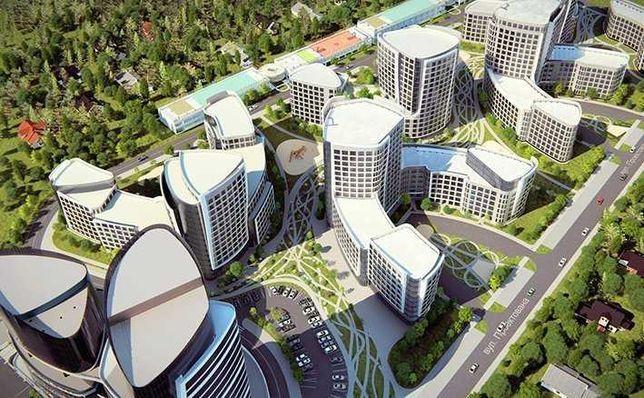 Шикарна 2-ох кімнатна квартира ЖК Парус Сіті з панорамним виглядом