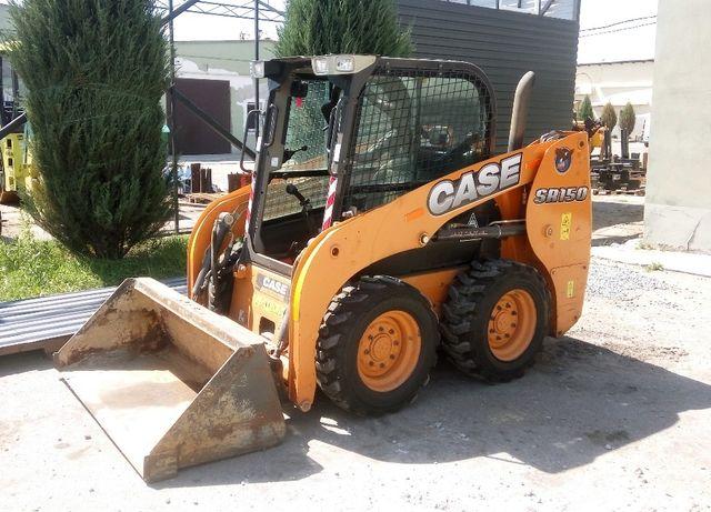 Минипогрузчик Case SR150, 2013