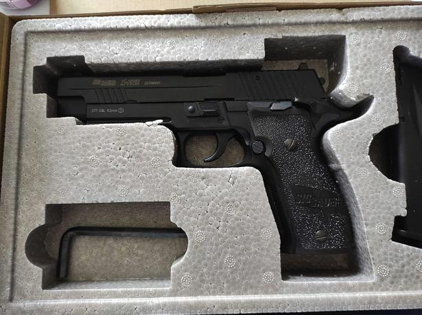 Pistolet wiatrówka sig Sauer x five