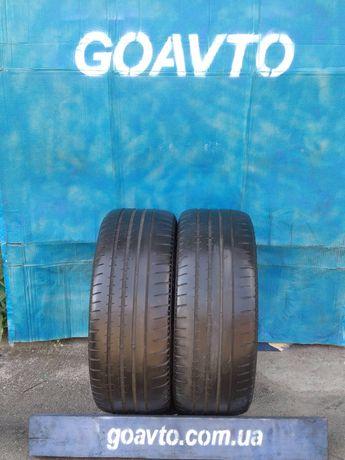 Goauto пара шин Continental sportcontact 2 225/45/18 4-5mm В хорошем с