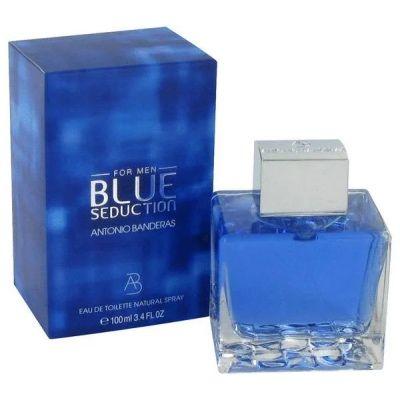 Мужская туалетная вода Antonio Banderas Blue Seduction 100 мл