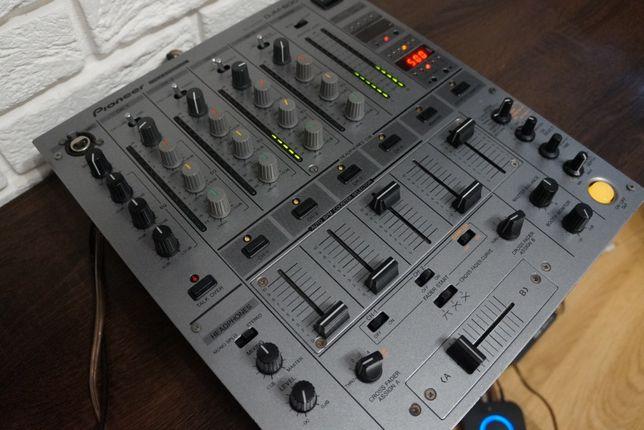 Mikser Pioneer DJM 600-S SILVER, Konsoleta, Mikser dla DJ. BDB. STAN