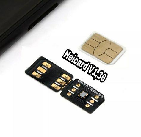 NEW! Heicard V1,38 rsim IPhone 5/5s/6/6s/7/X/Xs Max/ 11/ БЕЗ ПРЕДОПЛАТ