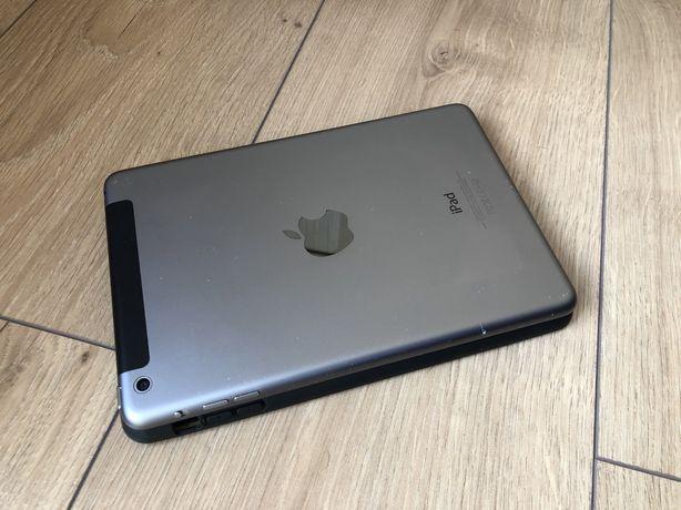 iPad MINI Cellular GPS A1455 SPACE GRAY w bardzo dobrym stanie +gratis