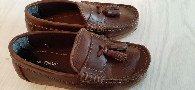 Туфельки мокасины Некст
