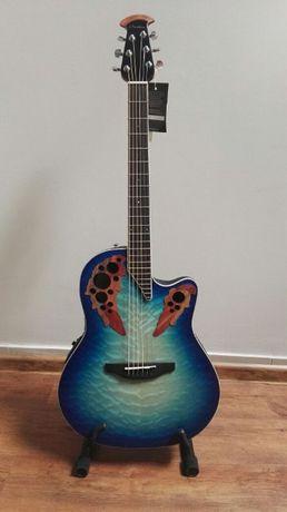 Ovation Celebrity Elite CE48P-RG gitara elektroakustyczna