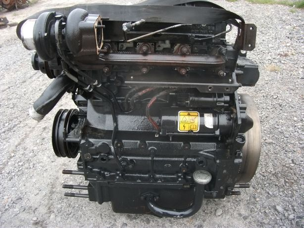 Deutz, Fendt--silnik TD2012L042V ,głowica,wał,blok,tłok,korbowód--